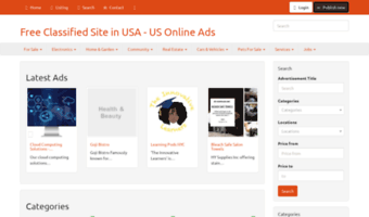 Usonlineads com ▷ Observe US Online Ads News | Free Classified Site