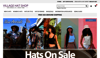 Villagehatshop.com ▷ Observe Village Hats Hop News  a0f58d46b40