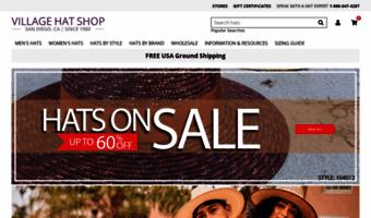 Villagehatshop.com ▷ Observe Village Hats Hop News  319d66f591c