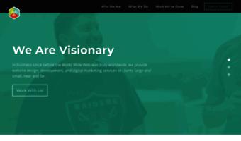 Visionary Com Observe Visionary News Des Moines Web Development Design Digital