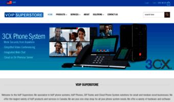 Voipsuperstore com ▷ Observe VoIP Super Store News | VoIP