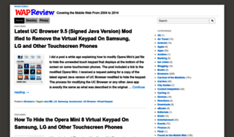 Wapreview com ▷ Observe Wap Review News | Wap Review