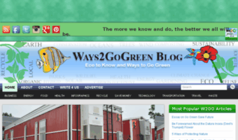 ways2gogreen.com