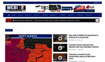Wcbi com ▷ Observe WCBI News | Home - WCBI TV | Your News