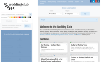 weddingclub.com.au