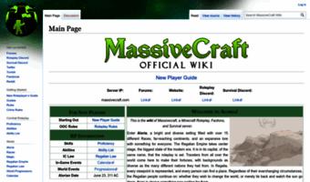 wiki massivecraft com observe wiki massive craft news