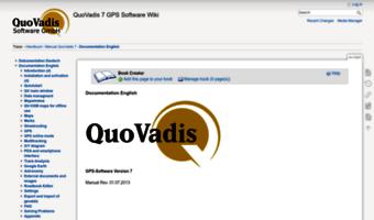 Wiki07 quovadis-gps com ▷ Observe Wiki 07 Quovadis GPS News