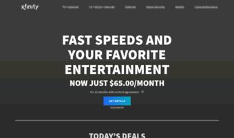 Xfinity-deals com ▷ Observe XFINITY DEALS News | Call 1-866