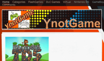 Ynotgameweeblycom Observe Ynotgame Weebly News Home