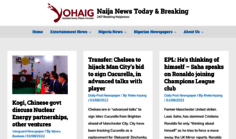 Yohaig ng ▷ Observe Yohaig News | Naija News Right Now