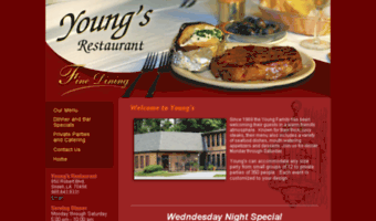 youngssteakhouse.com